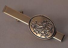 Tattoo Style Koi Carp Quality Enamel Tie-pin