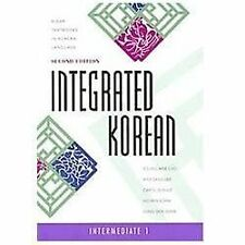 Integrated Korean: Intermediate 1 (Klear Textbooks in Korean Language)-ExLibrary