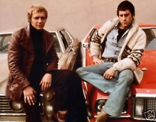 Starsky and Hutch Colour on Car 10x8 Photo
