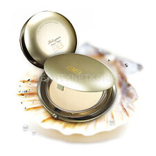 [SKIN79] Gold Hologram Pearl Pact 16g / Clear and refreshed feeling pearl pact