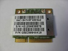 Toshiba C655D-S5120 Wireless Half Card Mini Card AR5B95 V000180340 (K38-10)