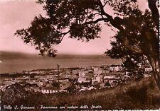P1058  Reggio Calabria  VILLA S. GIOVANNI   Panorama