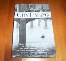 CITY FISHING Urban Fisherman Fish Cities Rivers Angling Anglers Fishes Book NEW