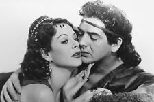 Victor Mature Hedy Lamarr Samson and Delilah 11x17 Mini Poster