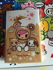 Tokidoki Sticky Notes Donutella & Her Sweet Friends