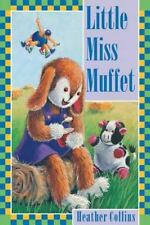 Little Miss Muffet (Traditional Nursery Rhymes)-ExLibrary