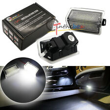 Direct Fit White Error Free LED Door Courtesy Lights For Mercedes B C E ML Class
