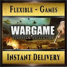 Wargame: European escalation-Vapor CD-Key digital [PC y Mac] Entrega Inmediata