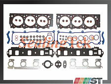 02-08 Ford 3.0L V6 OHV VIN U,V Cylinder Head Gasket Set kit 182ci engine motor