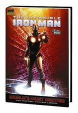 Invincible Iron Man, Vol. 3: World's Most Wanted, Book 2 by Matt Fraction
