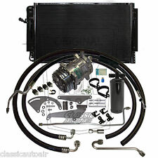 70-72 Chevelle El Camino ULTIMATE Air Conditioning Upgrade Kit AC 134a A/C SB
