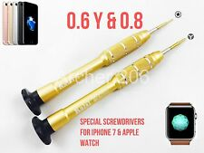 iPhone 7 Screwdriver Y 0.6 & 0.8 Repair tool apple watch Pentalobe opening tools