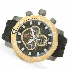 Invicta 14258 Sea Base Swiss Chronograph Sapphire Crystal Poly Strap Watch