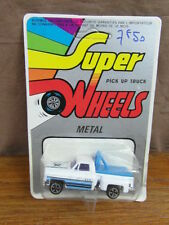 (S3) YATMING SUPER WHEELS HONG KONG MADE circa.1977 / PICK UP TRUCK CHEVROLET 5