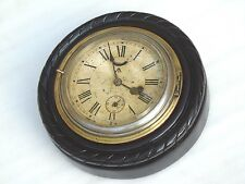 UNUSUAL ANTIQUE MILITARY WW1 WWII NAVY MARINE SHIPS WINDING MECHANICAL CLOCK