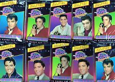 ELVIS PRESLEY 20 SEALED PACKS SERIES 2 TRADING CARDS by The River Group 1992