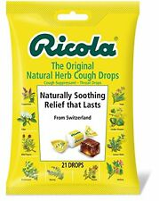 Ricola Original Natural Herb Cough Suppressant 21 Drops