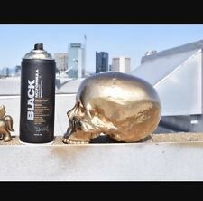 Montana Gold chrome 600ml Spray Paint