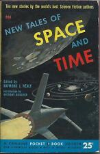 New Tales of Space and Time by Healy.  (1952) Asimov Bradbury