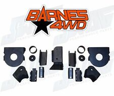 Barnes 4WD Rear Axle Brackets For Jeep Wrangler TJ Jeep LJ B4WK0240
