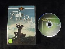 "USED DVD Movies ""Fiddler On The Roof""  (G)"