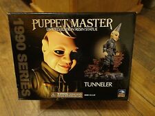 2005 FULL MOON PLAY THINGS--PUPPET MASTER MOVIE--TUNNELER RESIN STATUE (NEW)