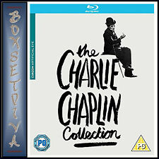 THE CHARLIE CHAPLIN COLLECTION - 11 FILMS *BRAND NEW BLU-RAY BOXSET***