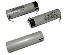2Pcs Panasonic Rechargeable Li-ion Battery NCR18650 3.6V 2900mAh from Japan US