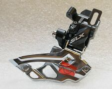 2013 Shimano SLX FD-M676-D 2x10 Speed Down-Swing Dual-Pull Direct Mount
