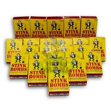 Stink Bombs - 2 Case(72 Viles)Of Stinky Gag Fart Prank