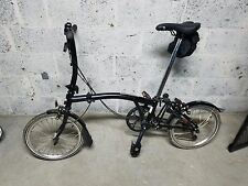 BROMPTON FOLDING BIKE S6L - 6 SPEED -  GREAT CONDITION