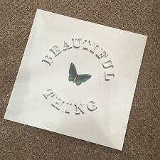 "STONE ROSES beautiful thing *1 / 12"" vinyl /  manchester / RARE / FREE STICKERS"
