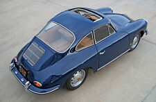 1964 Porsche 356 Sunroof Coupe