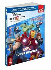 Disney Infinity: Marvel Super Heroes: Prima Official Game Guide (Prima Official