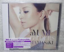 J-pop Ayumi Hamasaki Colours 2014 Taiwan CD
