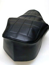 Motorcycle seat cover - Honda CX500 custom