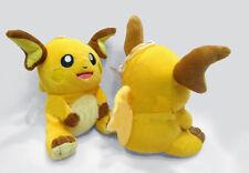 """Pokemon Game 7"""" Raichu plush Soft Toy Pikachu Stuffed Animal plush Doll"""