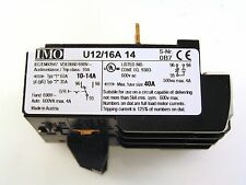IMO U12/16A 14 Thermal Overload Relay 10-14A MBB003c