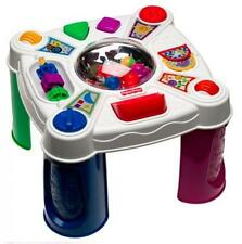 FISHER PRICE BABY TODDLER TOY MUSICAL POPTIVITY ACTIVITY TABLE DESK BALL GAME