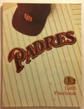 Padres 1985 Yearbook