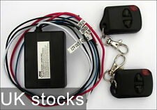 12V remote control switch, 2 keyfobs, 6A max. POPULAR!
