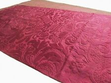 Length of Early 18th century Baroque Italian Silk and Linen Brocatelle