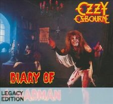Diary of a Madman [Digipak] by Ozzy Osbourne (CD, May-2011, 2 Discs, Epic (USA))