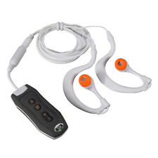 Waterproof MP3 Music Player Sport Swimming Diving FM Radio Clip 4GB   Earphone