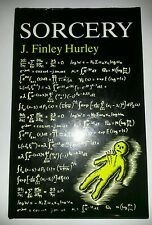 Sorcery J Finley Hurley Magic Magick Occult book Rare