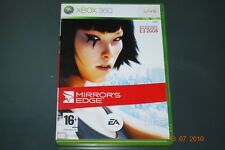 Mirror's Edge Xbox 360 UK PAL Mirrors **PLAY ON XBOX ONE**