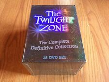 The Twilight Zone Complete TV series season Definitive Collection DVD box set