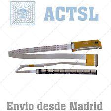 CABLE CONVERTIDOR CCFL A LED EN PANTALLA para N156B3-L02 REV.C2 1