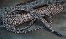 ID-Badge/EDC/Neck-Knife,(MAPLE-CAMO & LEOPARD)550 Paracord lanyard/Nite-Ize hook