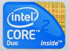 5pc Intel Core2Duo Core 2 Duo Best Quality Decals OEM Windows 21mm